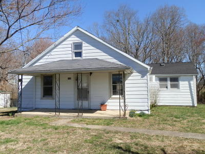 Russell Springs Single Family Home For Sale: 1732 Steve Wariner Drive