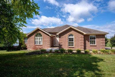 Somerset Single Family Home For Sale: 778 Hidden Loop Drive