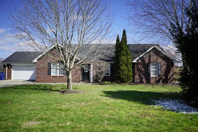 Somerset Single Family Home For Sale: 334 Hidden Springs Drive