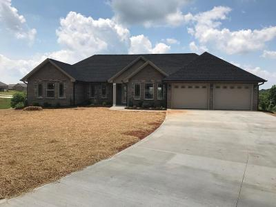 Somerset Single Family Home For Sale: 592 Slate Branch Spur Road