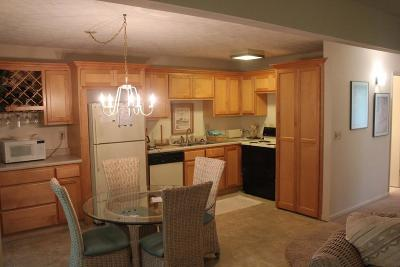 Bronston Condo/Townhouse For Sale: 43-1 Woodson Bend Resort