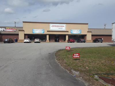 Commercial For Sale: 236 E Cumberland Gap Parkway