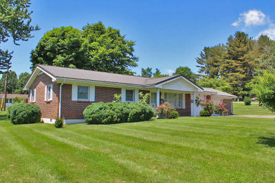 Somerset Single Family Home For Sale: 11 Circle Drive