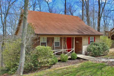 Burnside Single Family Home For Sale: 21 Dogwood Road