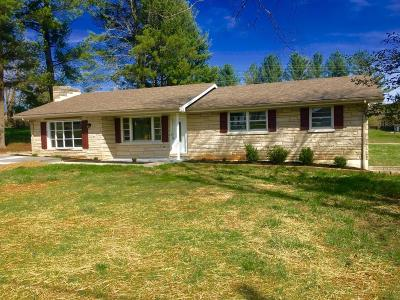 Somerset Single Family Home Active Under Contract: 4068 Hwy 39