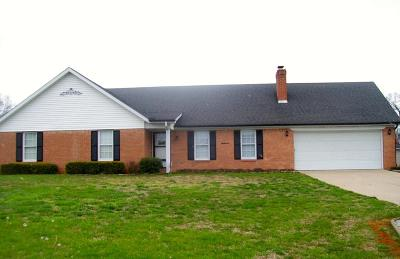 Somerset KY Single Family Home Sold: $156,900