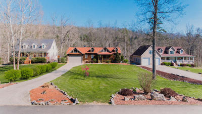 Burnside Single Family Home For Sale: 2650 Roberts Bend Road