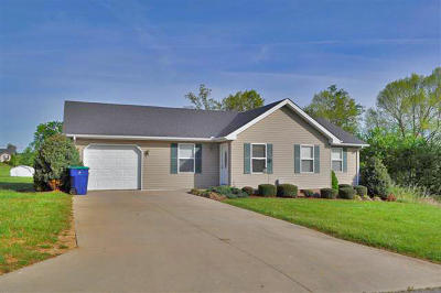 Pulaski County Single Family Home For Sale: 117 Huckleberry Drive