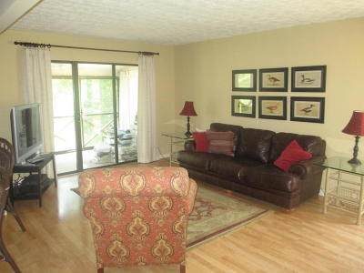 Bronston Condo/Townhouse For Sale: 50-3 Woodson Bend Resort