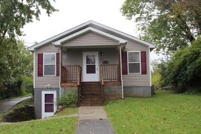 Somerset KY Single Family Home For Sale: $70,000