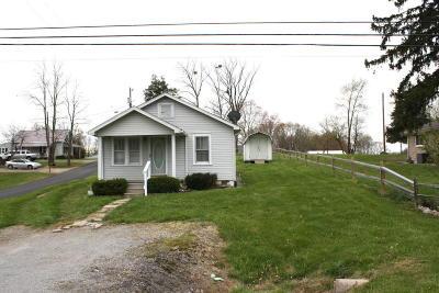 Russell Springs Single Family Home For Sale: 80 Hopper Street