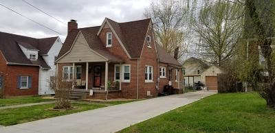 Somerset KY Single Family Home For Sale: $123,000