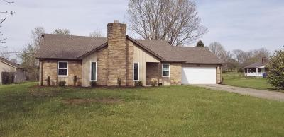 Somerset KY Single Family Home For Sale: $139,000