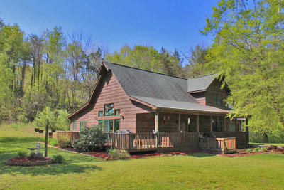 Somerset Single Family Home For Sale: 200 Cave Valley Road