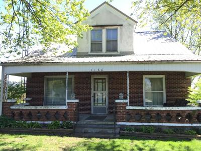 Science Hill Single Family Home Active Under Contract: 7186 Ky-1247
