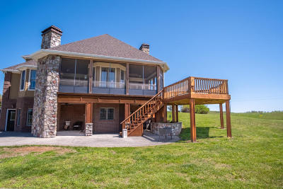 Russell Springs Single Family Home For Sale: 456 Wind Swept Lane