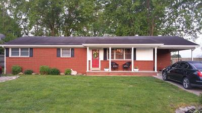 Somerset Single Family Home For Sale: 109 Lisa Drive