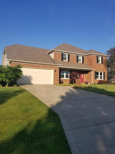 Somerset Single Family Home For Sale: 441 Summerhill Drive