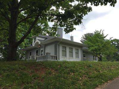 Pulaski County Single Family Home For Sale: 315 Crab Orchard Road