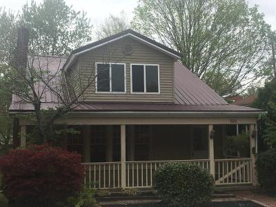 Somerset Single Family Home For Sale: 100 W Oak Street