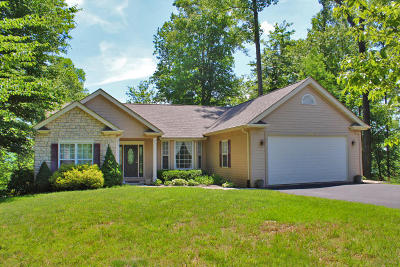 Russell Springs Single Family Home For Sale: 1424 Cliffside Drive