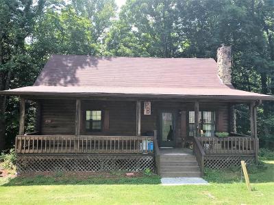 Russell Springs Single Family Home For Sale: 213 Tarter Lane