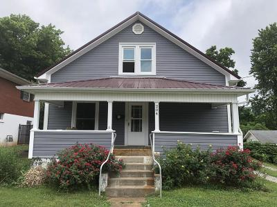 Somerset KY Single Family Home Active Under Contract: $94,900