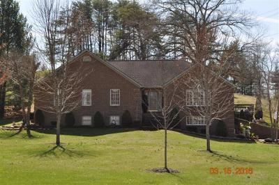 Somerset Single Family Home For Sale: 3600 Clubhouse Drive