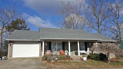 Somerset Single Family Home Active Under Contract: 271 Suits Us Drive