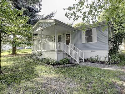 Science Hill Single Family Home Active Under Contract: 1768 Hwy 1676
