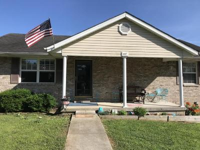 Pulaski County Single Family Home For Sale: 487 Sycamore Trail
