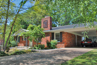Somerset Single Family Home For Sale: 160 Military Road