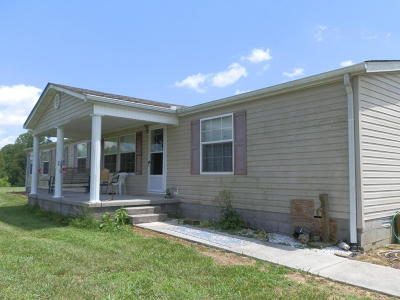 Russell Springs Single Family Home For Sale: 197 C. Foley Road