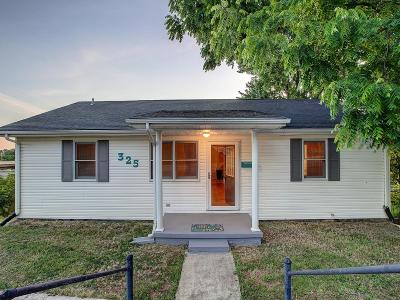 Somerset Single Family Home Active Under Contract: 325 High Street