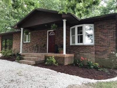 Pulaski County Single Family Home For Sale: 6970 Rush Branch Road