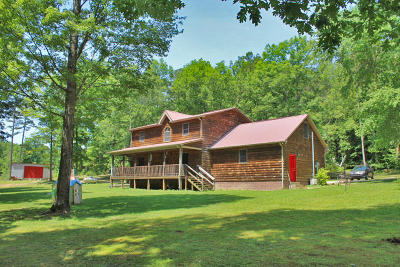 Somerset Single Family Home For Sale: 1558 Sandy Gap Road