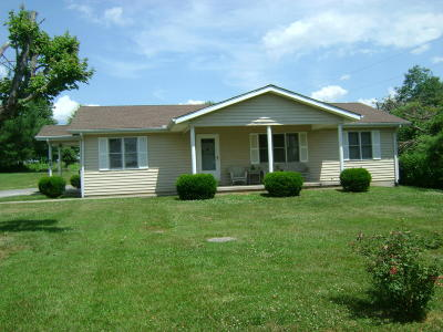 Somerset KY Single Family Home For Sale: $122,500