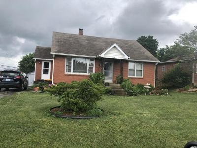 Somerset KY Single Family Home For Sale: $82,000