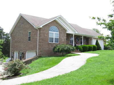 Russell Springs Single Family Home For Sale: 106 Hickory Road
