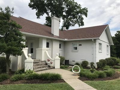Somerset Single Family Home For Sale: 904 N Main Street