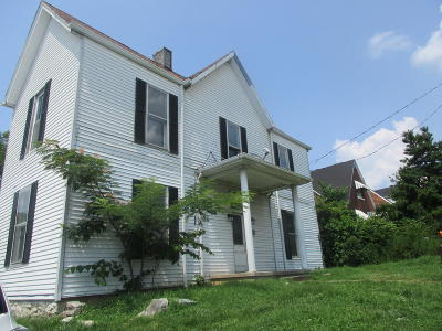 Somerset Single Family Home Active Under Contract: 415 S Main Street