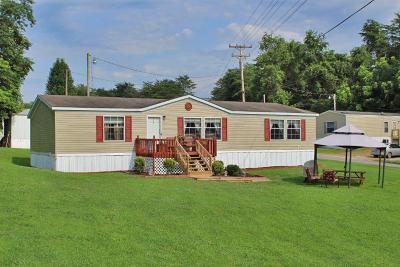 Bronston Single Family Home For Sale: 54 Hardwick Road