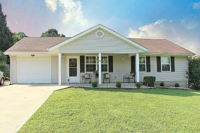 Somerset Single Family Home For Sale: 88 Sycamore Trl