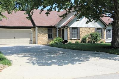 Somerset Single Family Home For Sale: 1125 Kendras Way