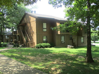 Bronston Condo/Townhouse For Sale: 60-1 Woodson Bend Resort