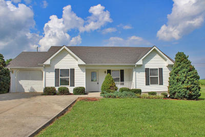 Science Hill Single Family Home Active Under Contract: 5072 E Highway 635