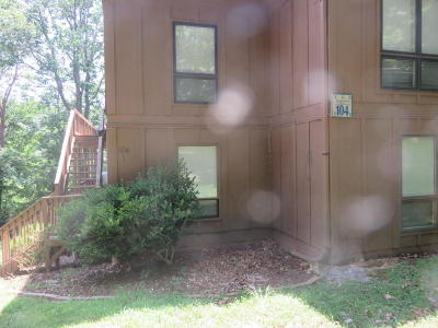 Bronston Condo/Townhouse For Sale: 104-1 Woodson Bend Resort