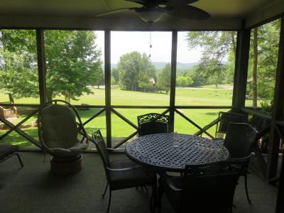 Bronston Condo/Townhouse For Sale: 23-1 Woodson Bend Resort