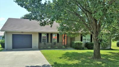 Bronston Single Family Home For Sale: 215 Sycamore Dr.