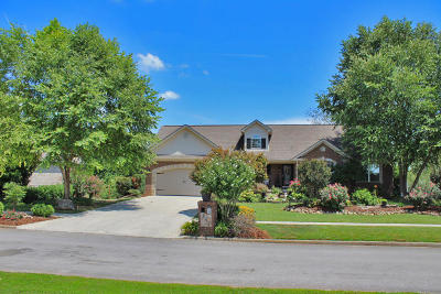 Somerset Single Family Home Active Under Contract: 542 White Tail Run Drive